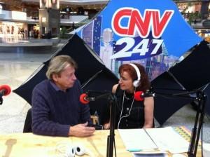 Entrevues a CNV, novembre 2012